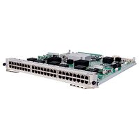 Hewlett Packard Enterprise A6600 48-port Gig-T Service Aggregation Platform Module (JC567A)