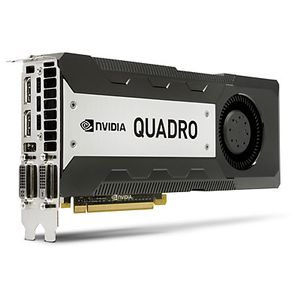 HP NVIDIA Quadro K6000 12GB Graphics (C2J96AA)