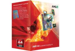 AMD A4 4000 3200mhz FM2 65w 1mb cache