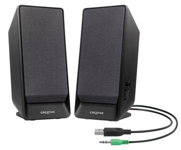 CREATIVE A50 2.0 SPEAKER USB BLACK (51MF1675AA001)