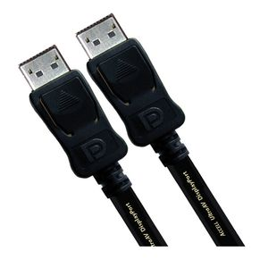 ACCELL UltraAV® DisplayPort to DisplayPort Version 1.2 Cable, 2M (B142C-007B-2)