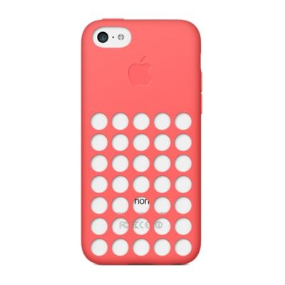 Apple Case iPhone 5C, Pink Deksel til iPhone 5C