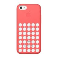 APPLE Case iPhone 5C, Pink Deksel til iPhone 5C (MF036ZM/A)