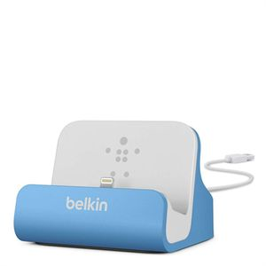 BELKIN iPhone 5 Charge-Sync Dock, blue (F8J045btBLU)