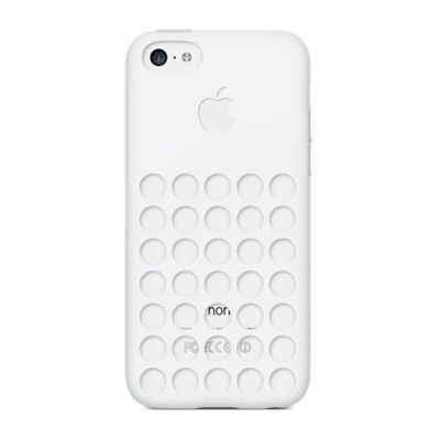 Case iPhone 5C, White Deksel til iPhone 5C