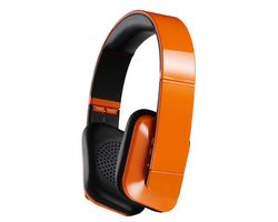 Bluetooth Headphone Pulse Orange