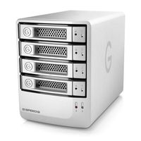G-TECHNOLOGY G-SPEED Q USB3.0 16TB Silver EMEA (0G02841)
