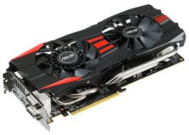 ASUS RADEON R9280X-DC2T-3GD5 PCIE 3 3GB GDDR5 1070MHZ 2DVI, HDMI, DP IN CTLR (90YV0500-M0NA00)