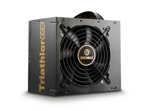TRIATHLOR ECO 550W POWER SUPPLY ML CPNT
