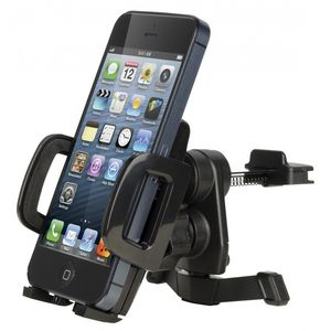 CYGNETT Air vent smartphone car mount /Black (CY1217ACVVU)