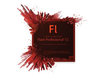 ADOBE VIP-C Flash Professional CC MLP Licensing Subscription Renewal 12M (EN) (65227422BA01A12)