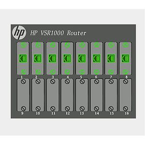 Hewlett Packard Enterprise VSR1008 Comware 7 Virtual Services Router E-LTU (JG813AAE)