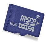 Hewlett Packard Enterprise 8GB microSD Enterprise Mainstream Flash Media Kit (726116-B21)