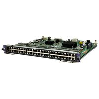7500 48-port 1000BASE-T PoE+ SC Module
