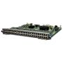 Hewlett Packard Enterprise 7500 48-port 1000BASE-T PoE+ SC Module