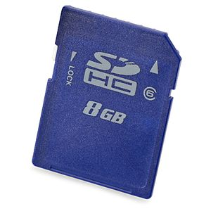 Hewlett Packard Enterprise 8GB SD Enterprise Mainstream