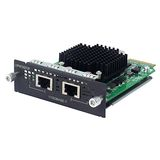 Hewlett Packard Enterprise 5500/5120 2-port 10GBASE-T Module