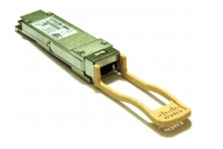 CISCO 40GBASE-SR4 QSFP TRANSCEIVER MODULE WITH MPO CONNECTOR IN (QSFP-40G-SR4=)