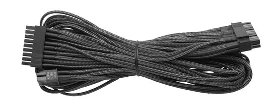 Individually Sleeved Cable M.Gr.860/ 760 AX  Platinum Series, 1x 20+4 pin ATX MB (610mm)