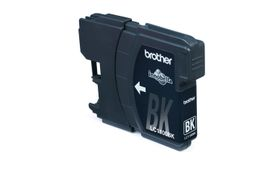 BROTHER Black Ink Cartridge 2p (LC1100BKBP2)