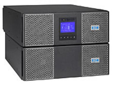 EATON 9PX 8000i 3:1 RT6U Netpa Tower/ Rack 6U  Network Card contacts  3min Runtime 7000W (9PX8KIRTNBP31)