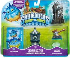 ACTIVISION Skylanders Swap Force, Adventure Pack Gasteroid,  Tower, Diamonds, Hammer, For alle platformer. (84856EU)