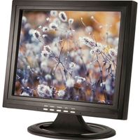 "DELTACO 17"" TFT TOUCH BLACK (TV-917HDMI)"