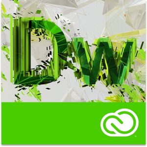 ADOBE DREAMWEAVER CC MONTHLY FOR CS3 AND LATER EN (65227434BA01A12)