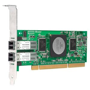 Hewlett Packard Enterprise HPE PCIE 2-PORT 8GB FC SR (EMULEX) HBA (AH403A)