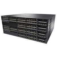 Switch/ Cat 3650 48p Full PoE 4x1G IP Svc