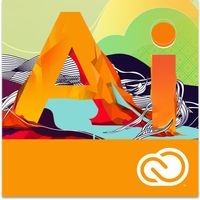 ADOBE ILLUSTRATOR CC MONTHLY FOR CS3 AND LATER ML (65227444BA01A12)