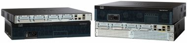 Cisco 2911 Voice Sec. Bundle, PVDM3-16, UC and SEC / New