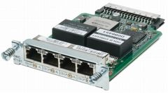 CISCO 4 port clear channel T1/E1 HW