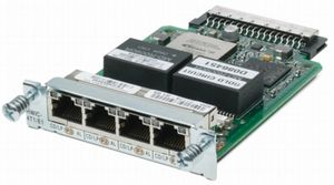 4 port clear channel T1/E1 HW