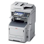 OKI ES7170dfn MFP mono Printer A4 (45387414)