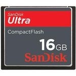SANDISK Compact Flash Card 16GB