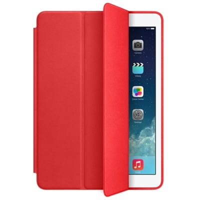 iPad Air Smart Case Rødt Skinnetui