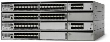 CISCO CATALYST 4500-X 24 PORT 10G IP BASE, FRONT-TO-BACK,  NO P/S      IN CPNT (WS-C4500X-24X-IPB)