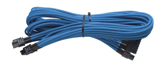 Individually Sleeved Cable Blue 1200i/ 860i/ 760i AX(I) Platinum Series, 1x 20+4 pin ATX MB (610mm)