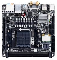GA-F2A88XN-WIFI FM2+ A88X M-ITX VGA+SND+GLN+U3 SATA 6GB/S DDR3 IN