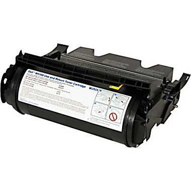 Dell W5300 toner return 27K