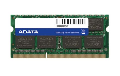 A-DATA DDR3 4GB SODIMM 1600MHz 204-pin, Premier Series, Retail (AD3S1600W4G11-R)