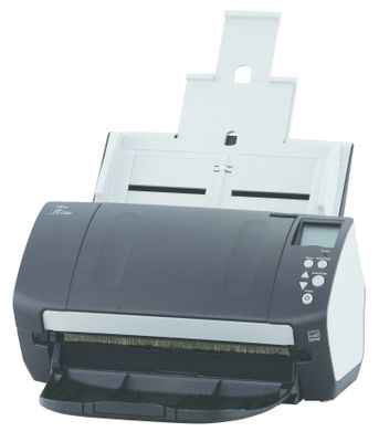 FI-7180 DOCUMENT SCANNER ADF 160 IPM A4SCANDALL PAPERSTREAM IN