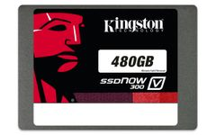 "KINGSTON SSDNow V300 480GB SATA 3 2.5"" DRIVE ONLY (SV300S37A/ 480G)"