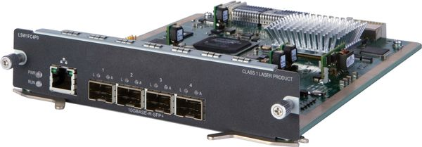 HP 4-PORT 8/4/2 GBPS FCOE