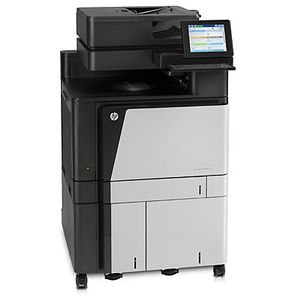 HP Color LaserJet Enterprise flow M880z+ Multifunction Printer (A2W76A#B19)