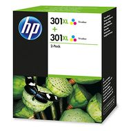 INK CARTRIDGE HP 301XL TRI-COLOUR                       IN SUPL