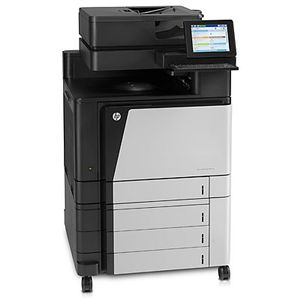 HP Color LaserJet Enterprise flow M880z Multifunction Printer (A2W75A#B19)