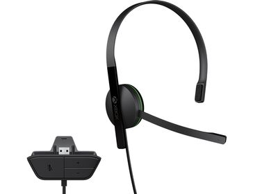 XBOX ONE WIRED CHAT HEADSET . ACCS