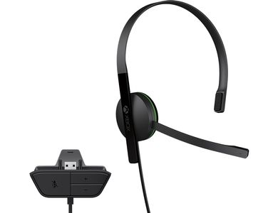 MICROSOFT Xbox One Wired Chat Headset (S5V-00003)